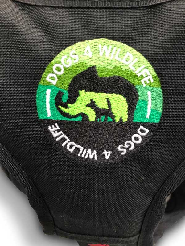 Dogs4Wildlife Canine Harness