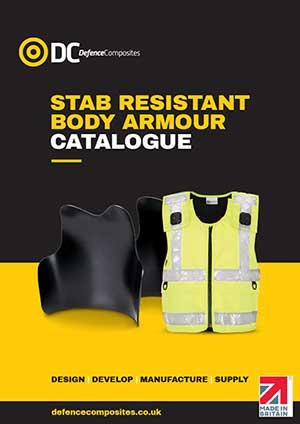DC Stab Vest Catalogue