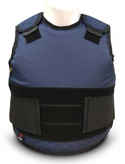 DC CV Concealable Bullet Resistant Vest
