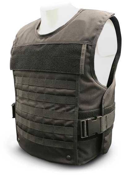 DC DDVC Tactical Bullet Resistant Vest