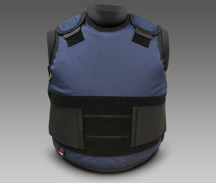 DC Bullet Resistant Vests